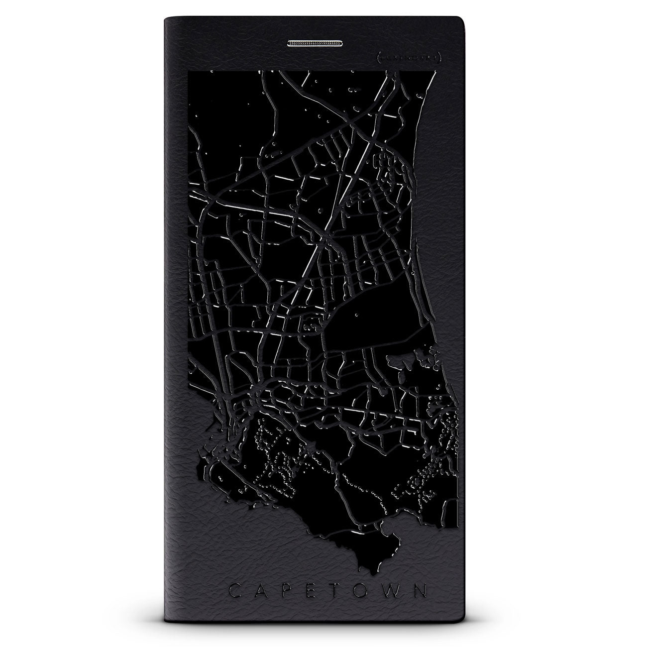 Capetown Streets Map