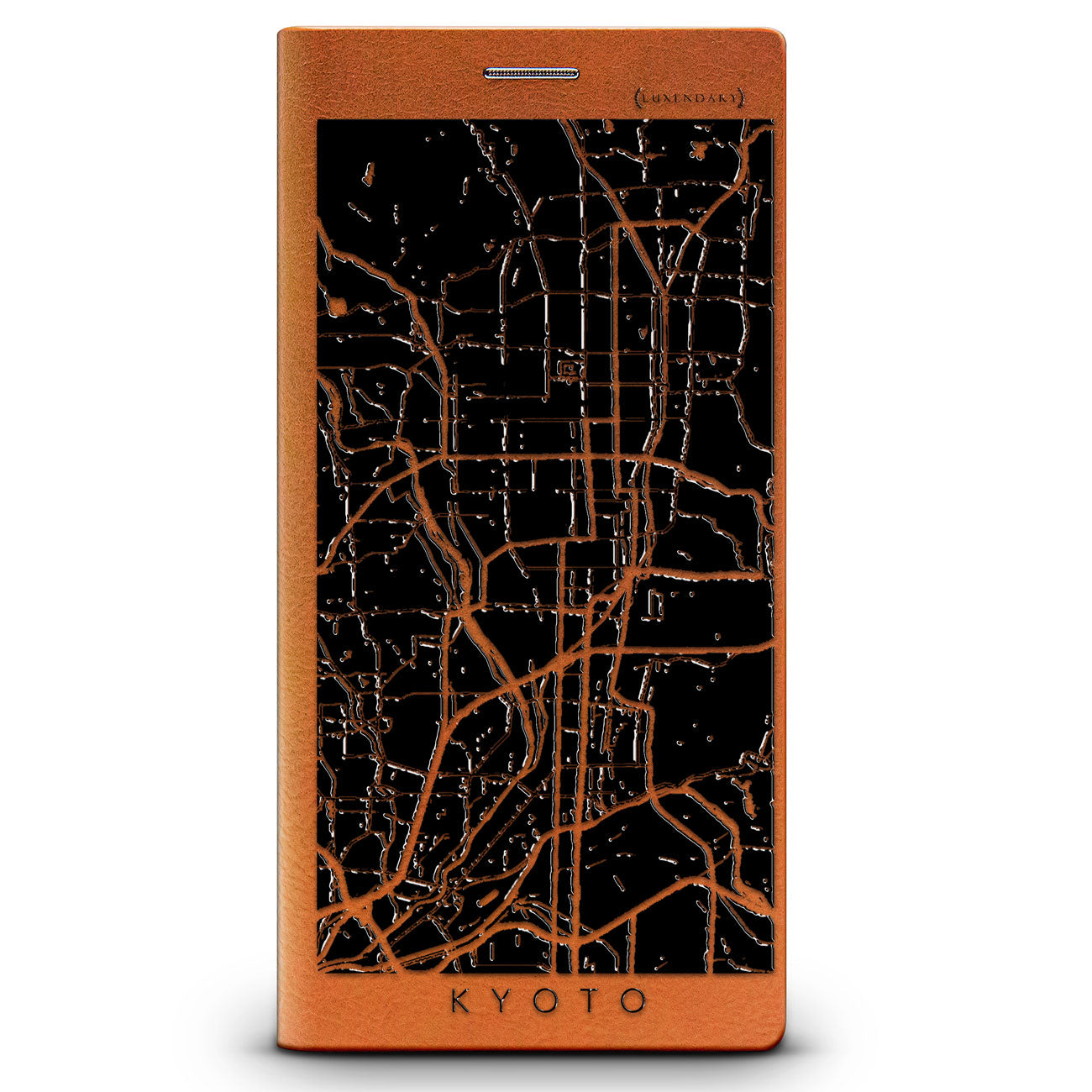 Kyoto Streets Map