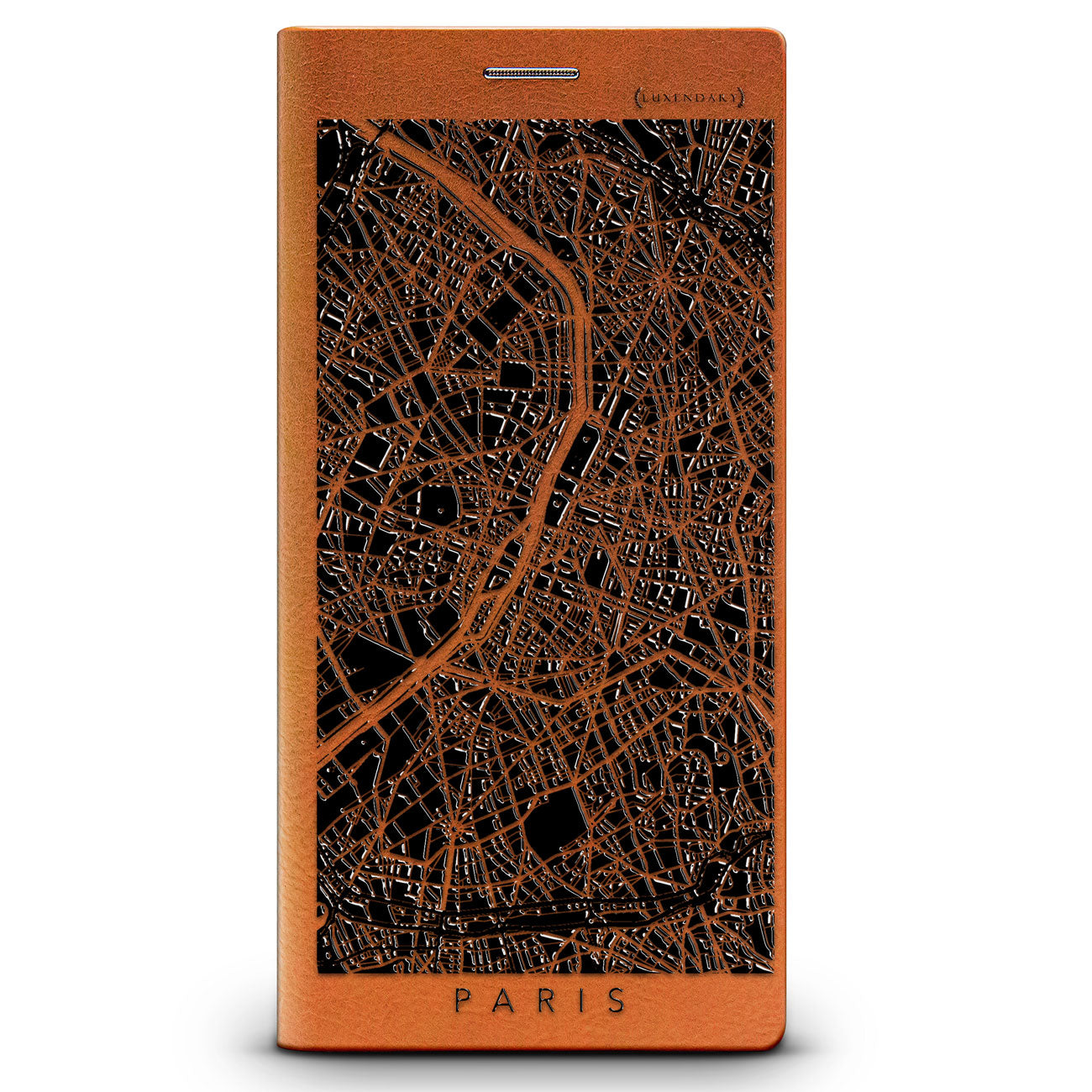Paris Streets Map