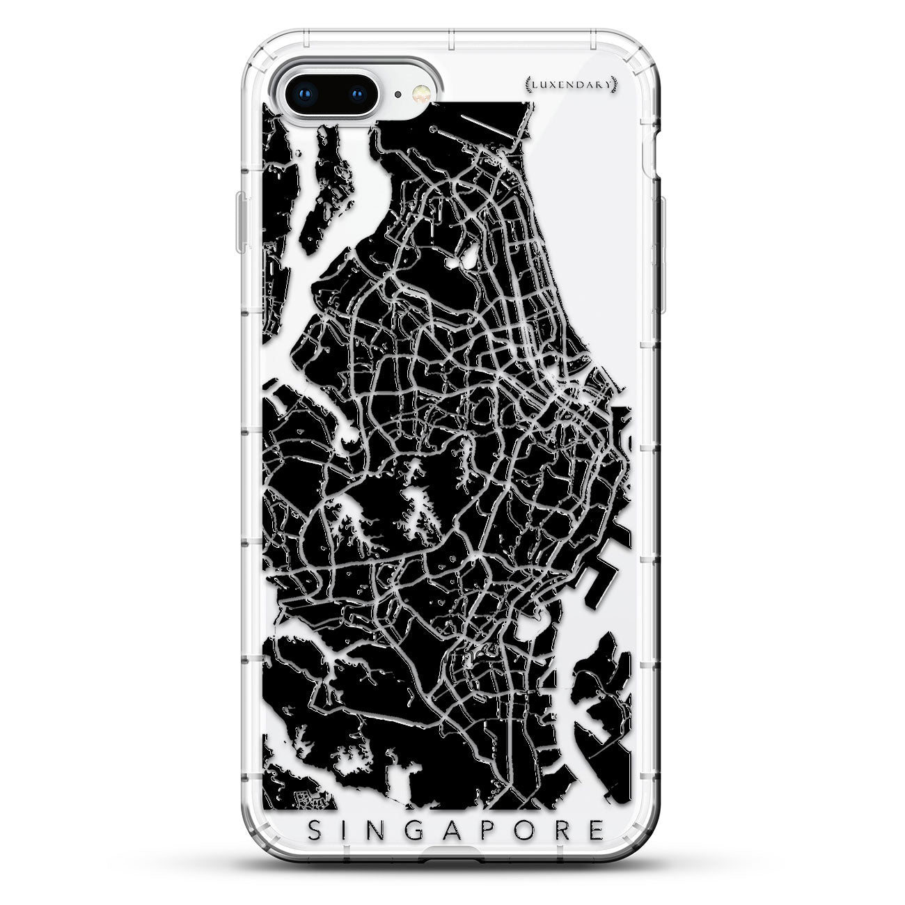 Singapore Streets Map