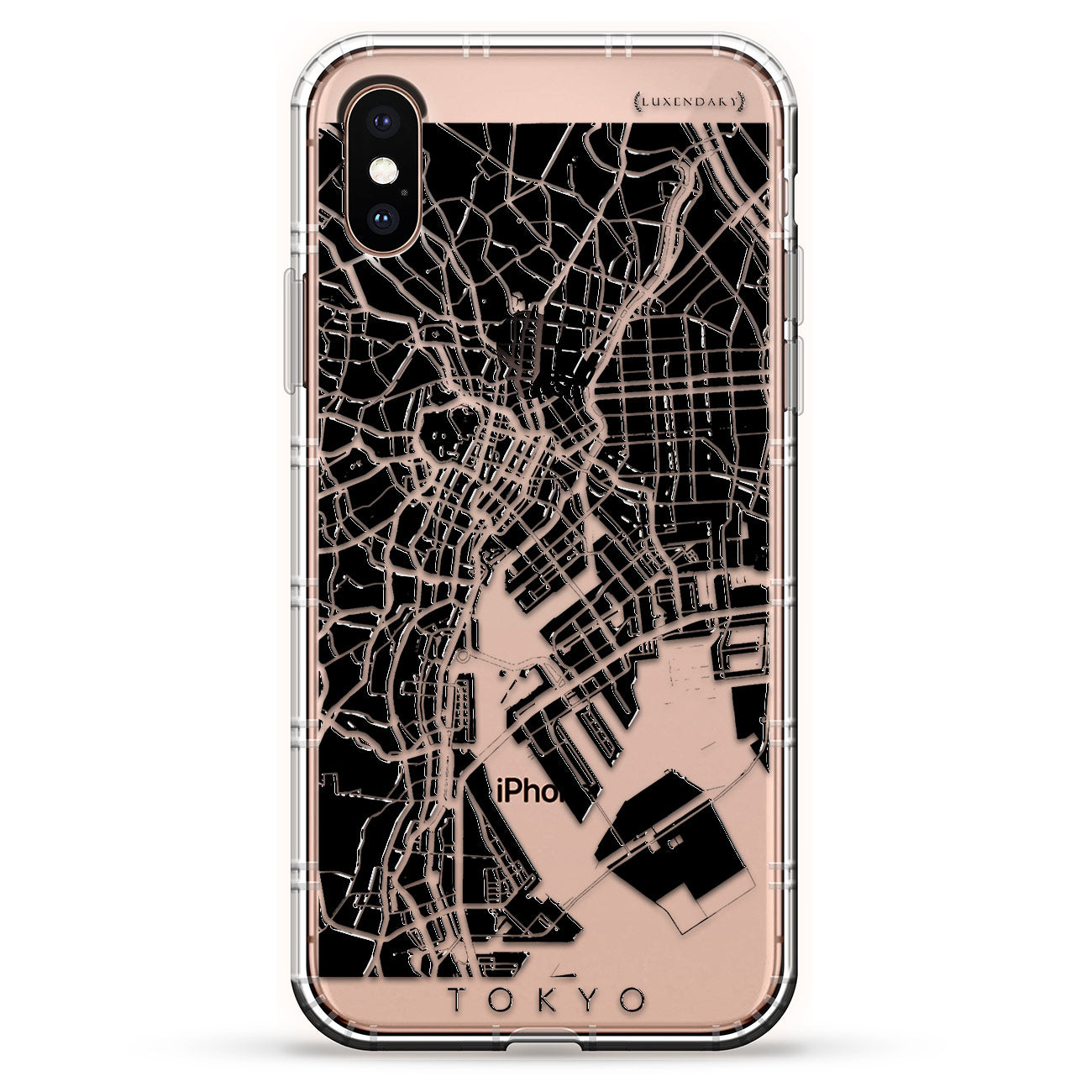 Tokyo Streets Map