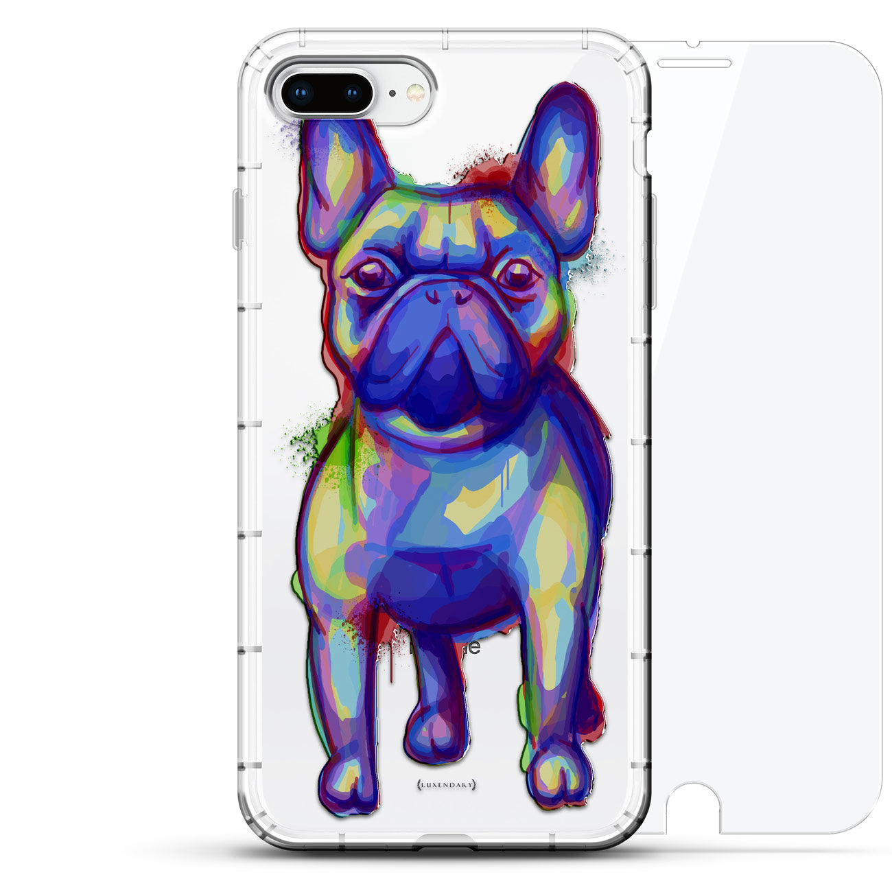 Trippy Dog Design