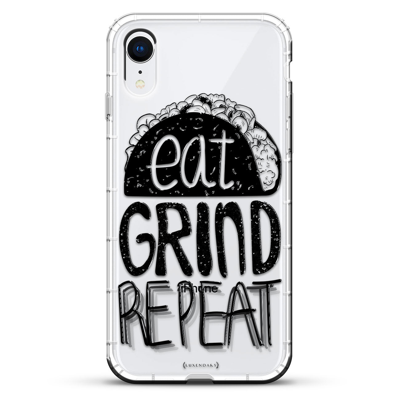 Eat Grind Repeat Quote