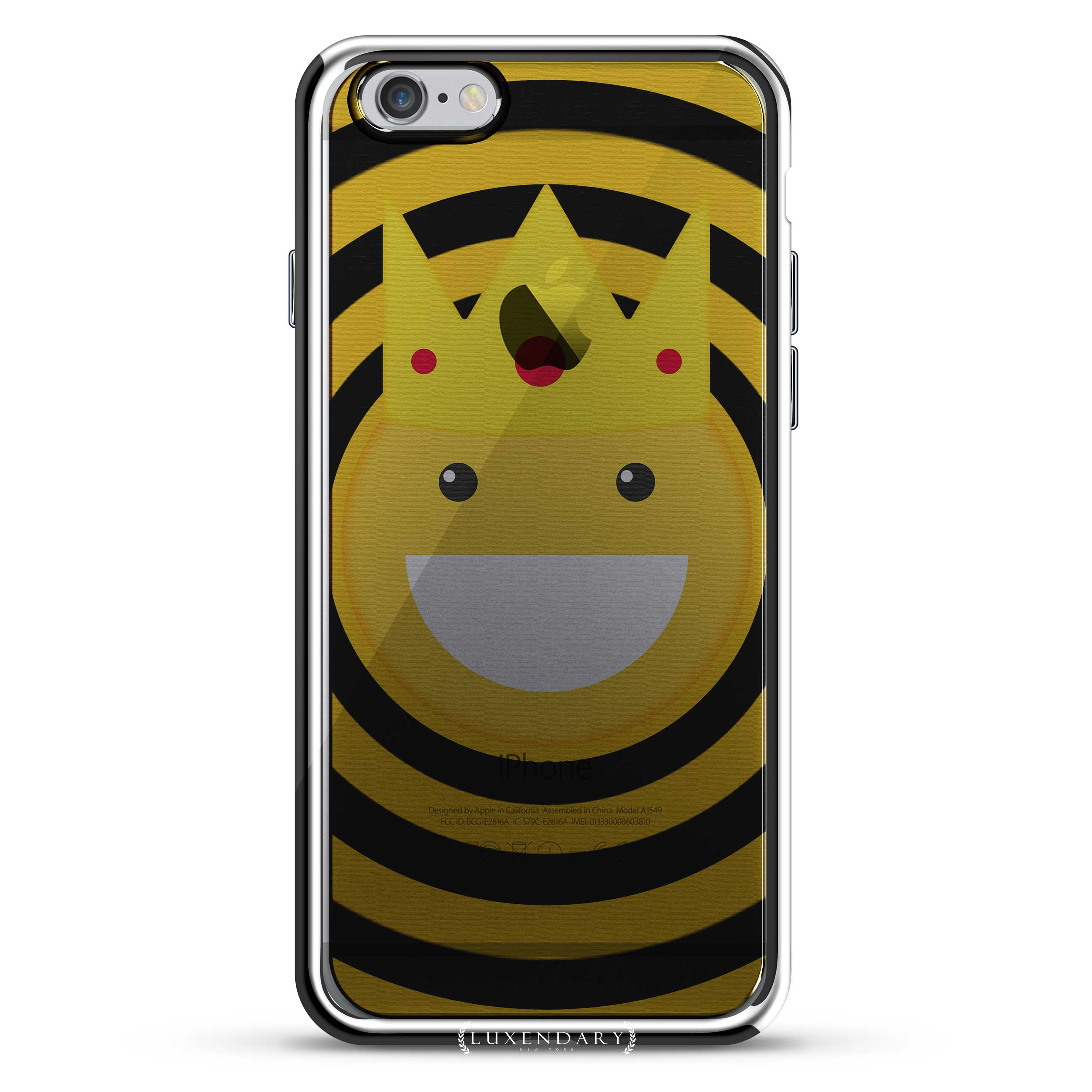 PREMIUM ARMOR DROP-PROOF HIGH QUALITY FASHION DESIGNER ARTIST IPHONE