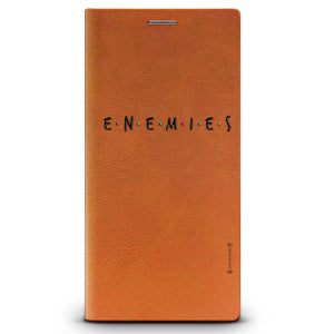 """Enemies"" Title Card"