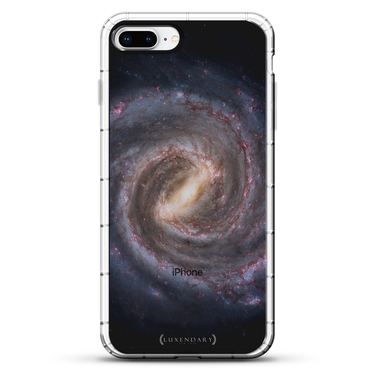 Black & Milky Way Galaxy