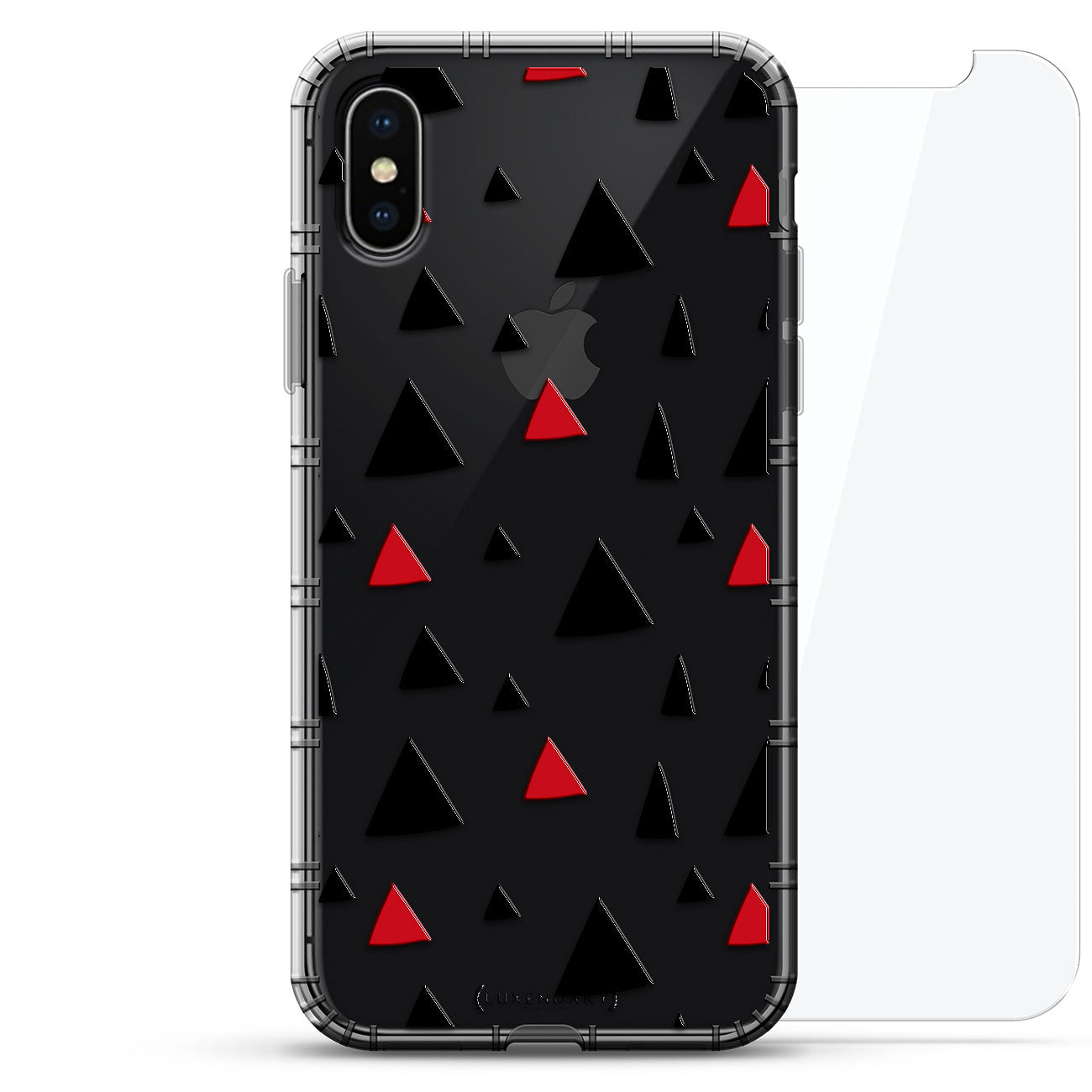 Red And Black Triangle