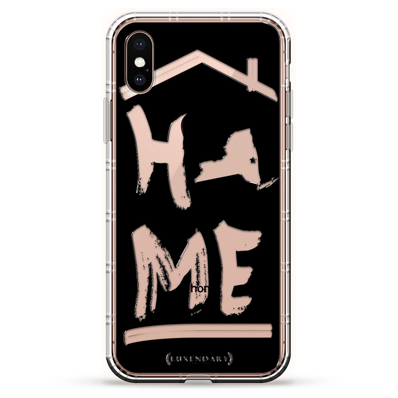 New York Home: Black And