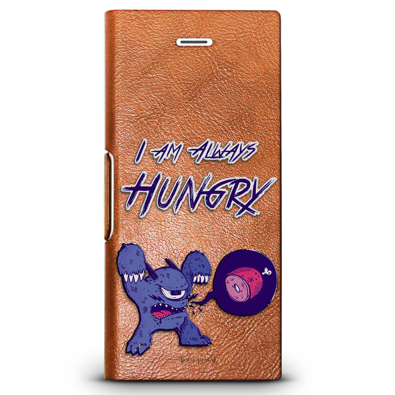 Hungry Monster Quote