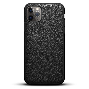 iPhone 11 Pro | Black Cow Leather