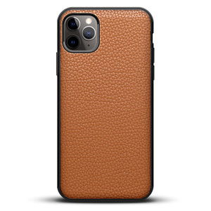 iPhone 11 Pro Max | Brown Cow Leather