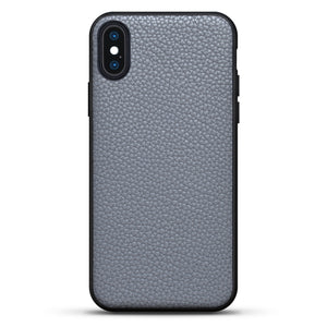 iPhone X/Xs | Gray Cow Leather