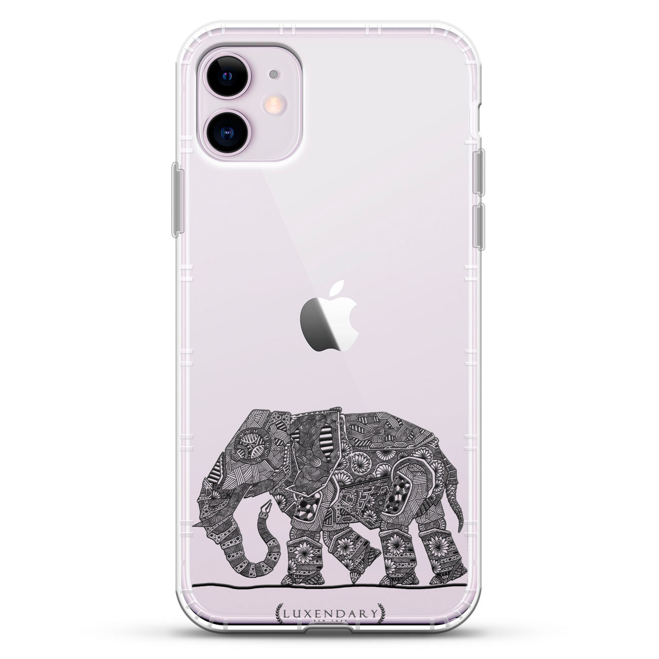 THE WALKING PAISLEY ELEPHANT