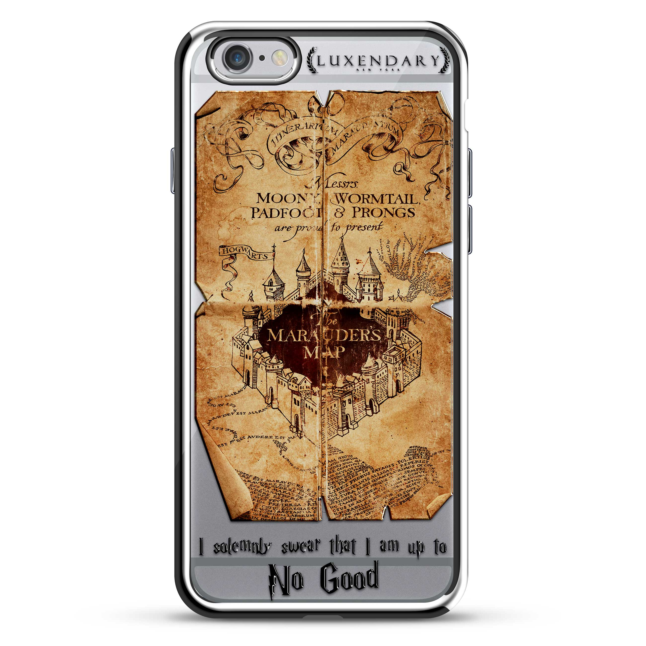 I Solemly Swear That I Am Up To No Good Marauders Map