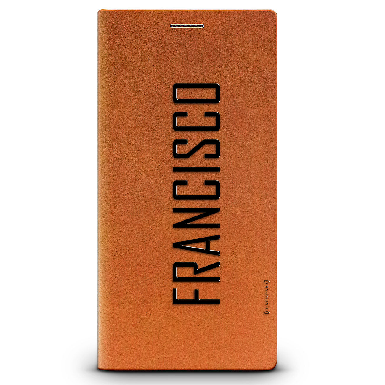 Francisco, Modern Font First Name