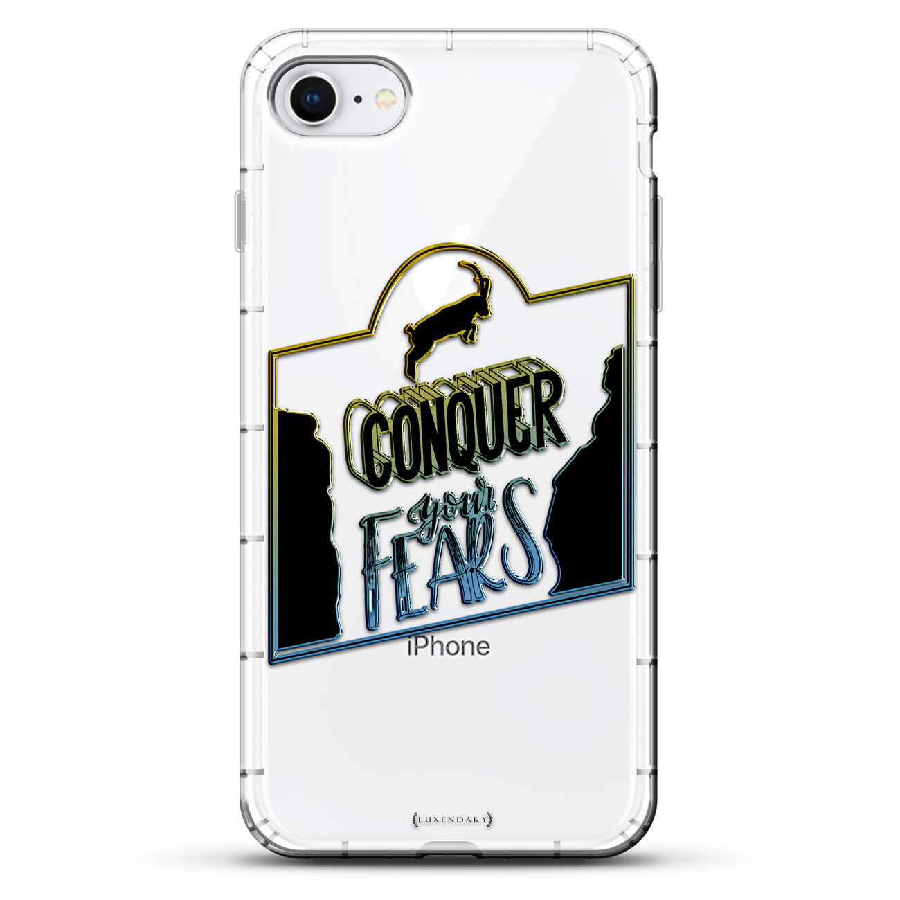 Conquer Your Fears Quote