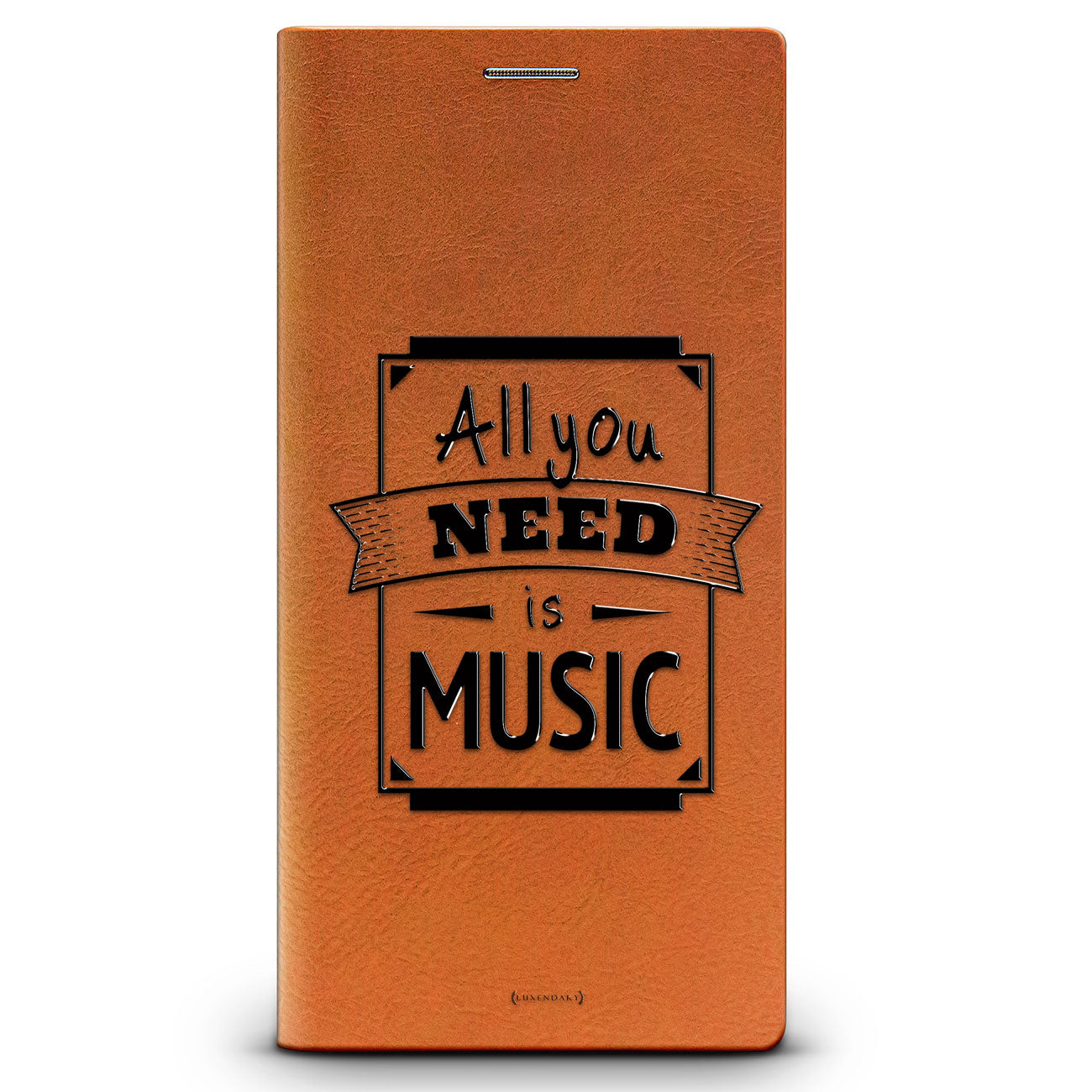 All You Need is Music Quote