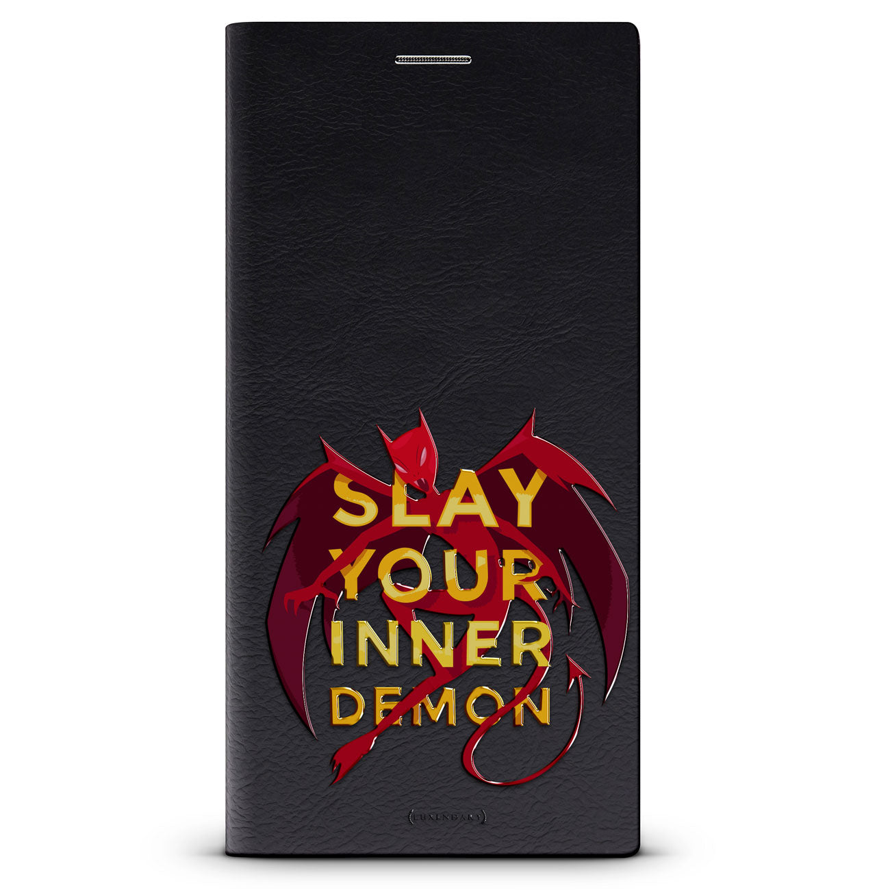 Slay Your Inner Demon Quote