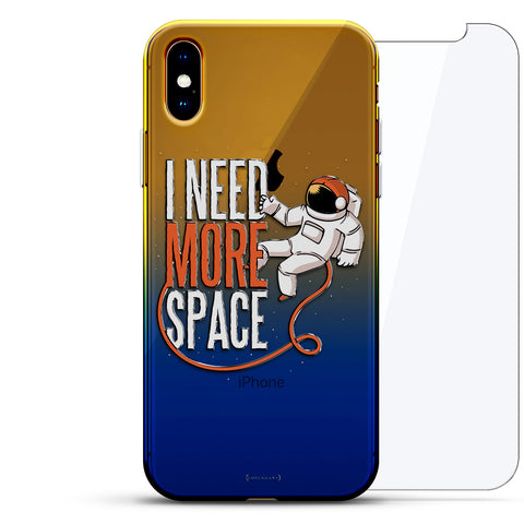 SPACE: I Need More Space Astronaut Qoute