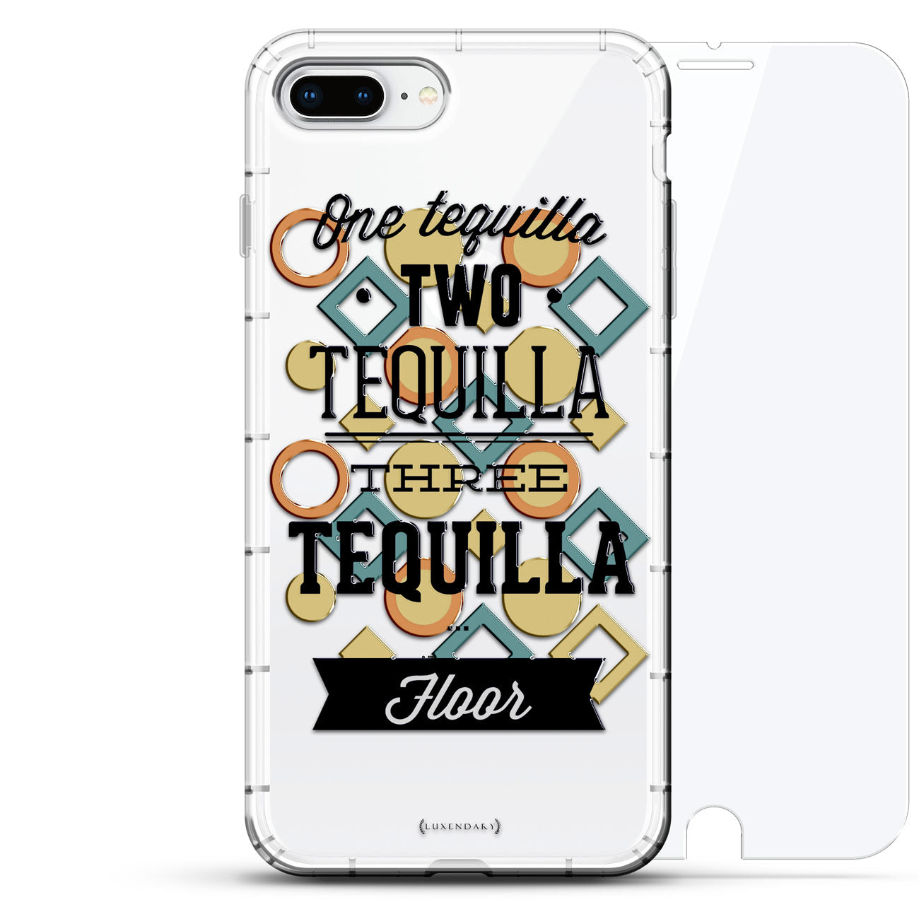 One Tequilla Two Tequilla Quote