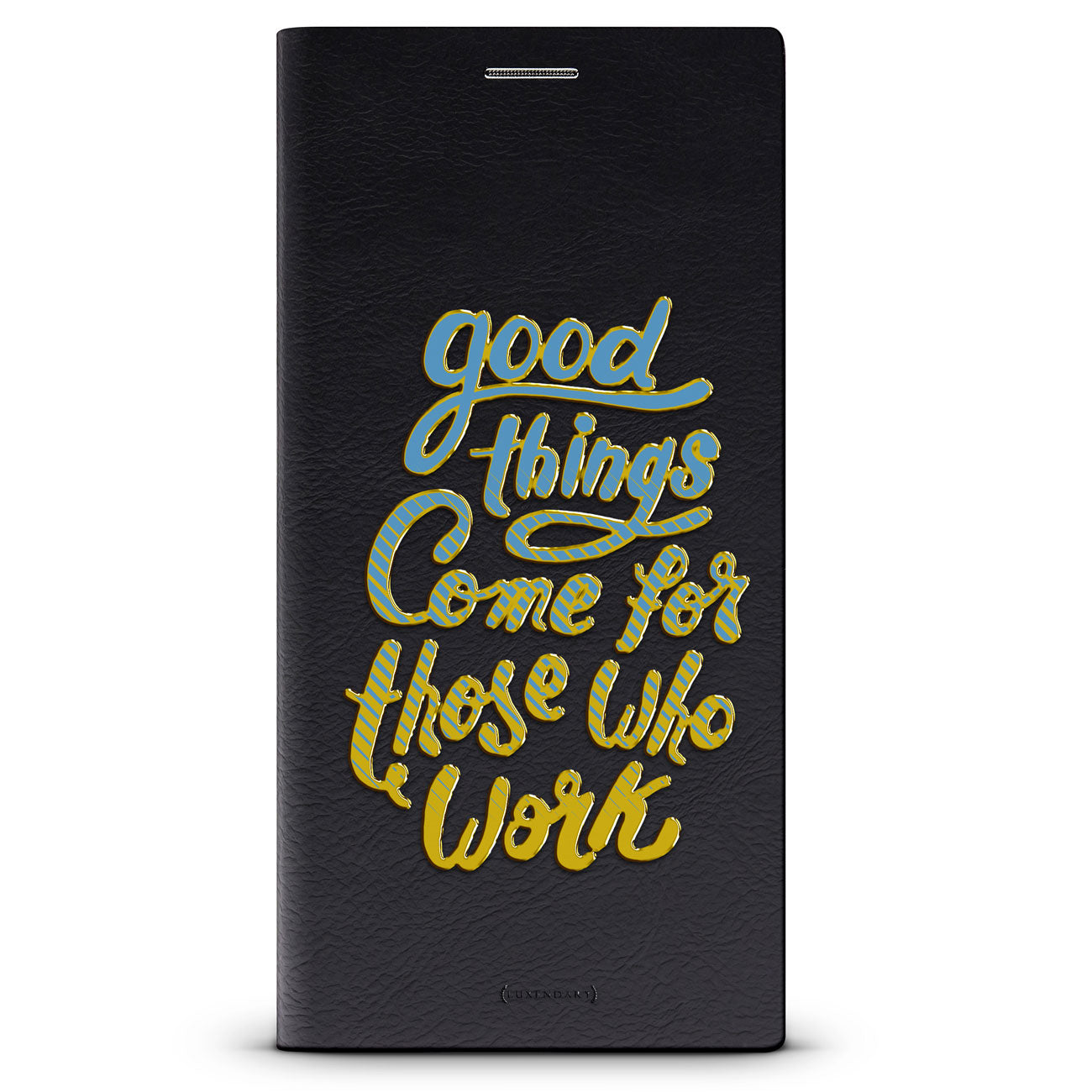Good Things Quote