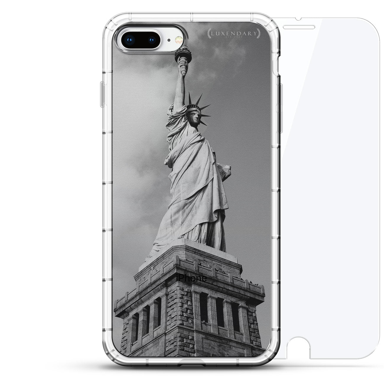 Statue Of Liberty Seethrough
