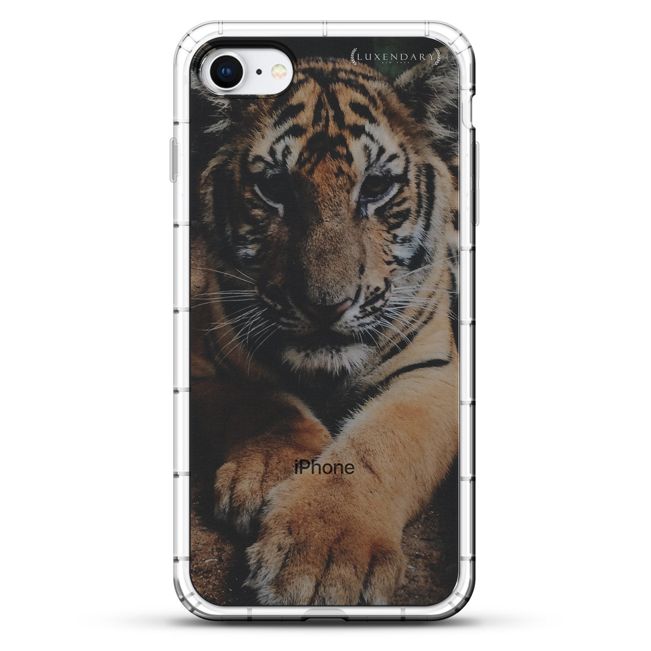 Tiger Seethrough