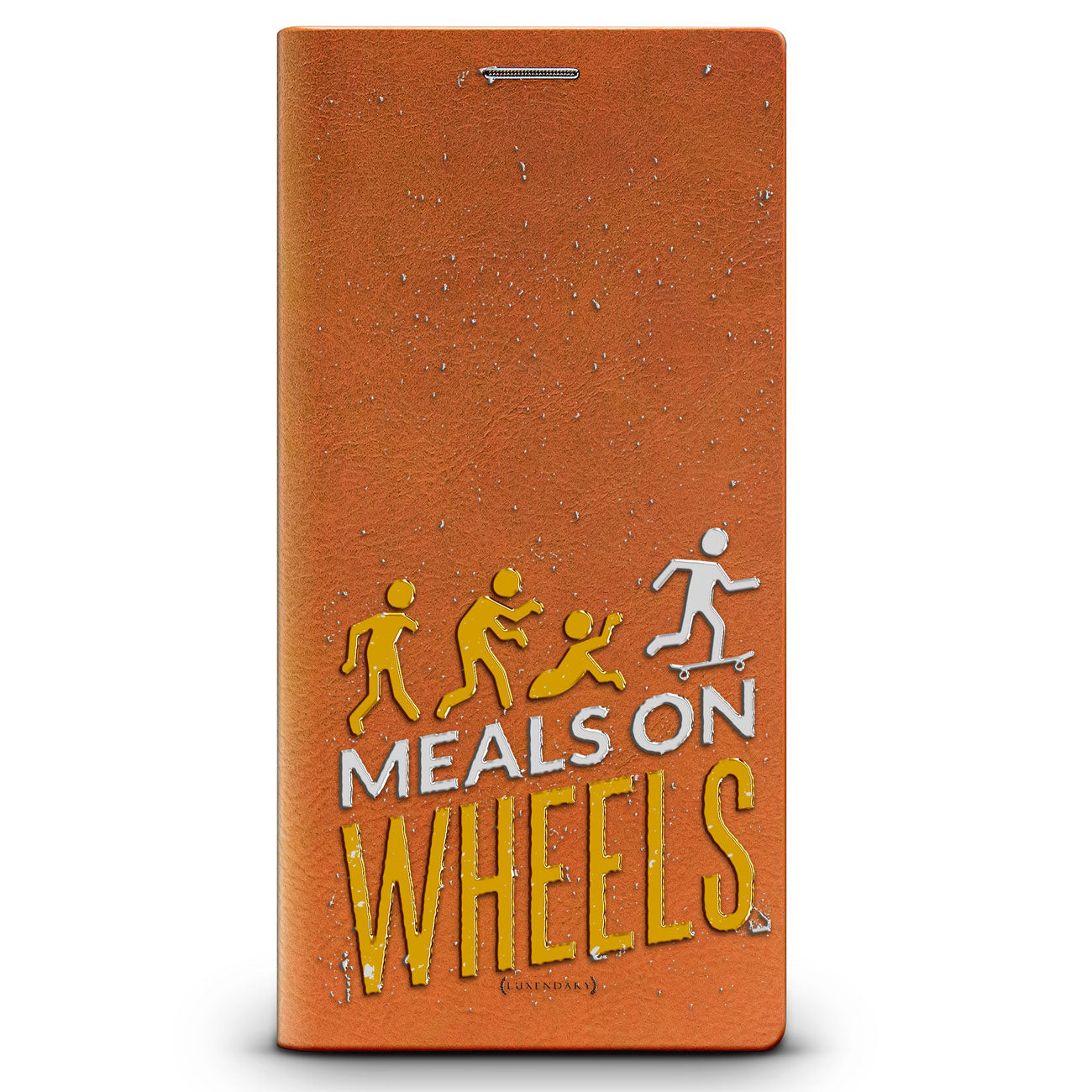 Meals on Wheels Zombie Design