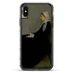 Whistler'S Mother Painting