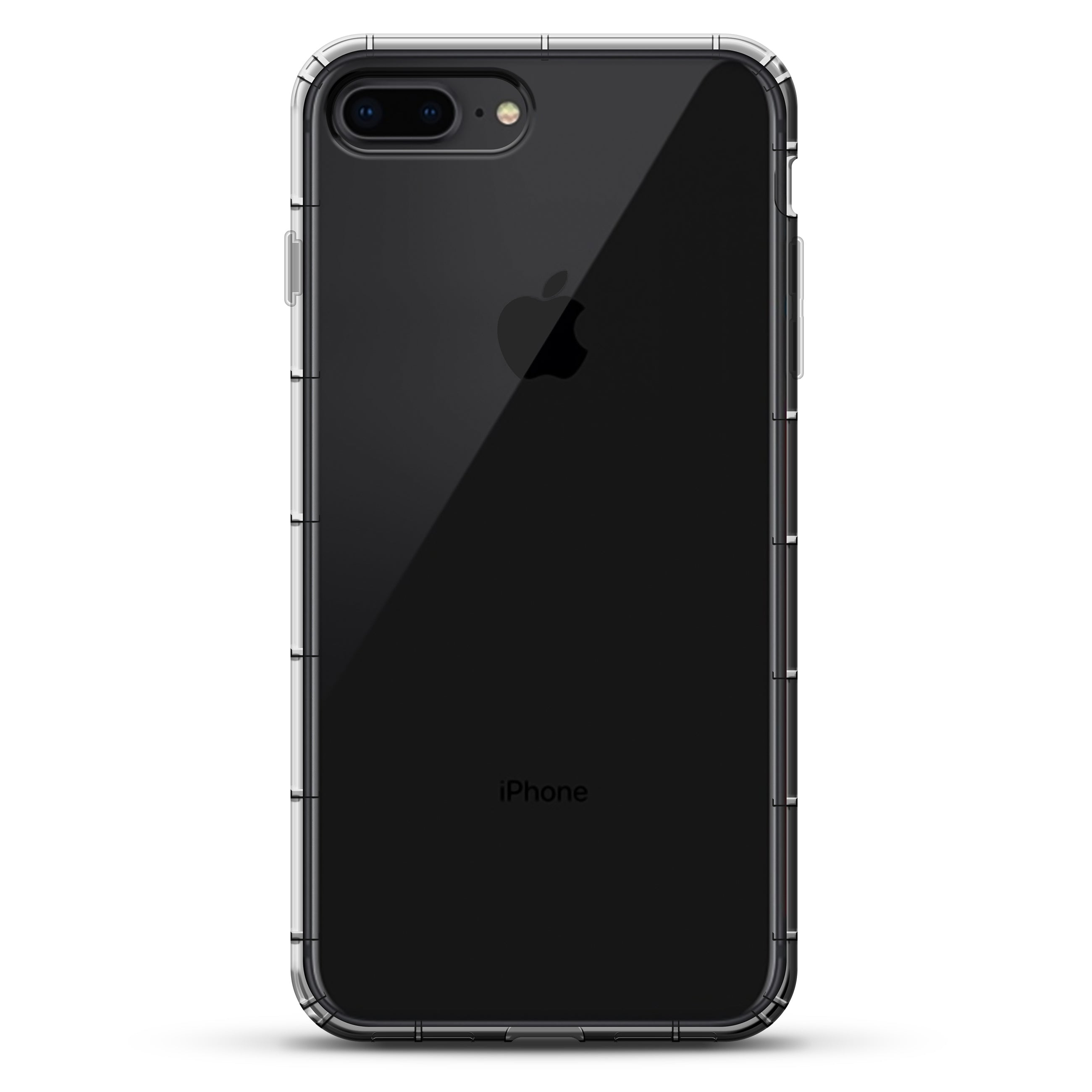 iPhone 8/7/6 Plus | Clear Silicon