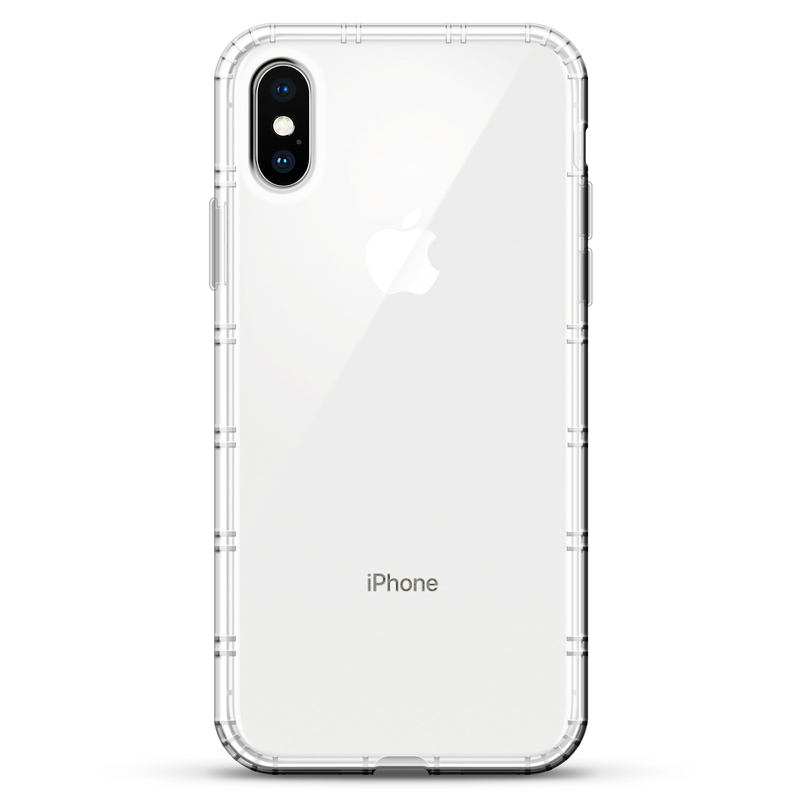 iPhone Xs/X | Clear Silicon