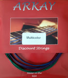 Arkay Standard Bass Guitar Strings by Aurora, 45-105
