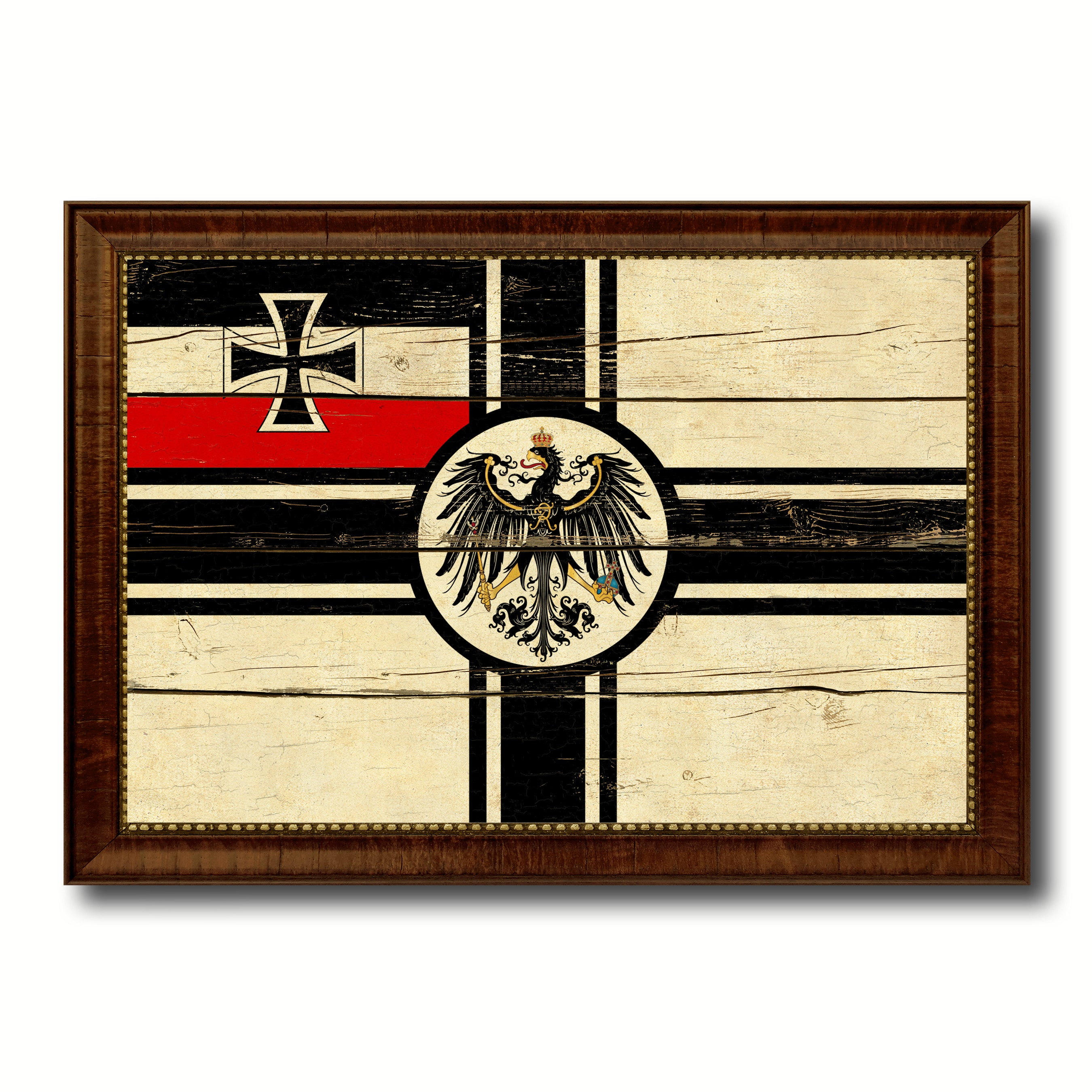 Imperial German Navy 1867-1871 War Military Vintage Flag Patriotic ...