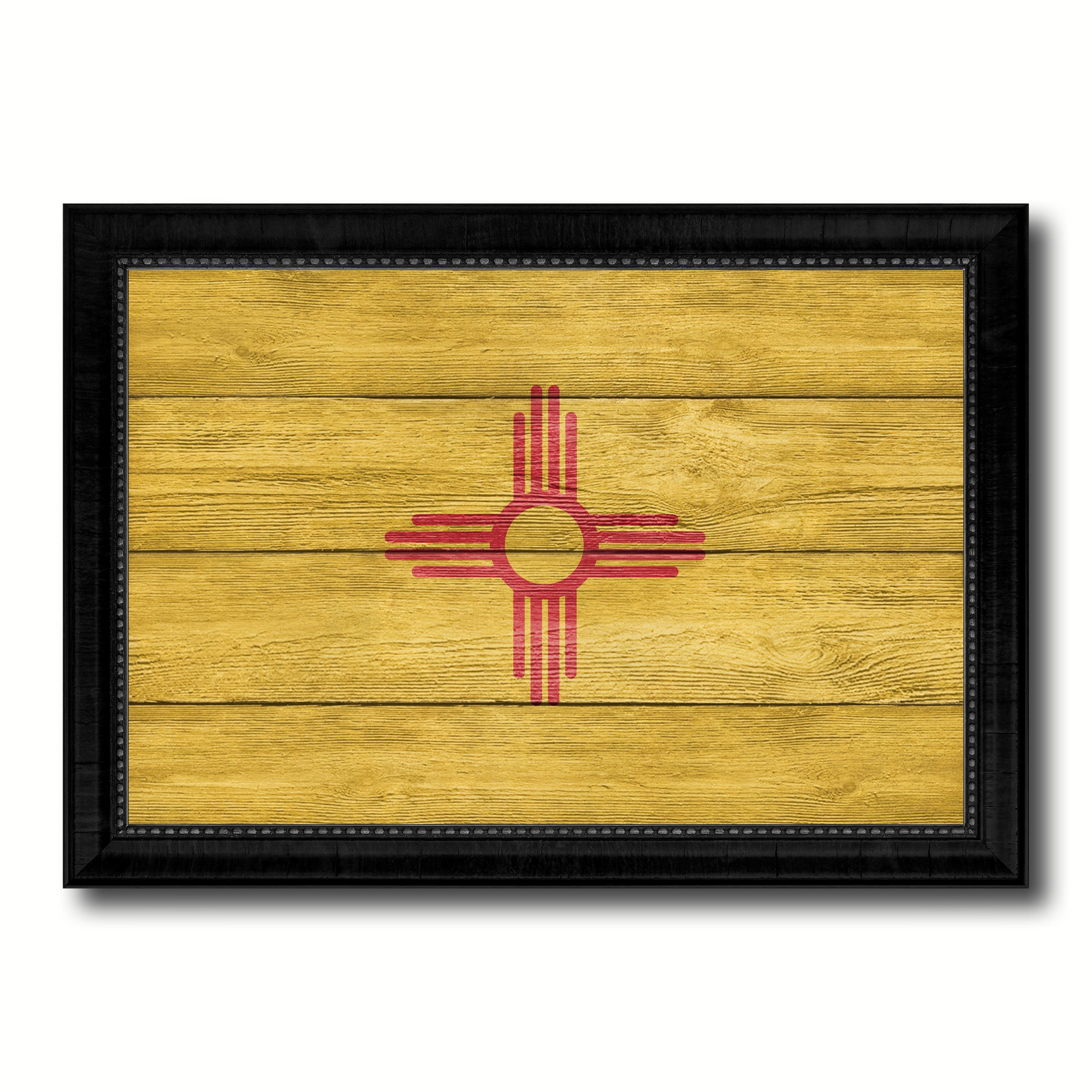 New Mexico State Home Decor Office Wall Art Decoration Bedroom ...
