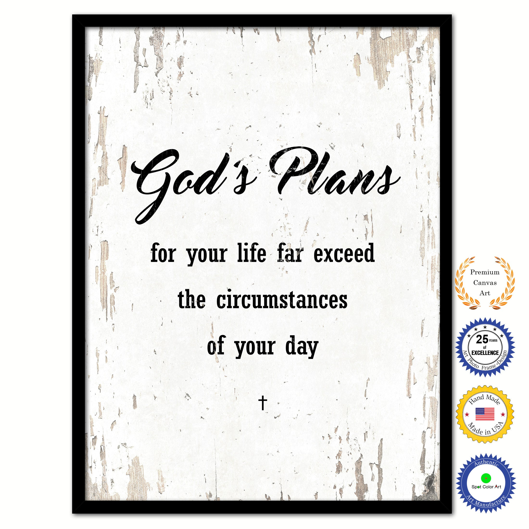 Bible Inspirational Quotes Of The Day: God's Plans For Your Life Far Exceed The Circumstances Of