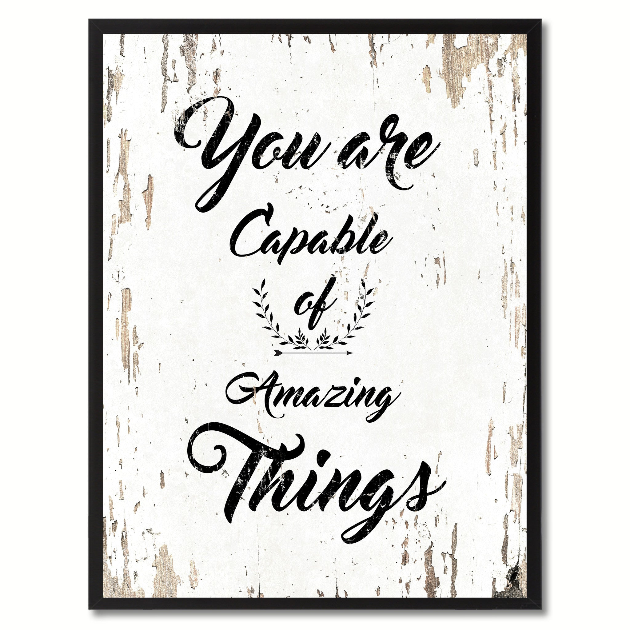 Amazing Life Quotes For Inspiration Free Printable Cards: You Are Capable Of Amazing Things Inspirational Motivation