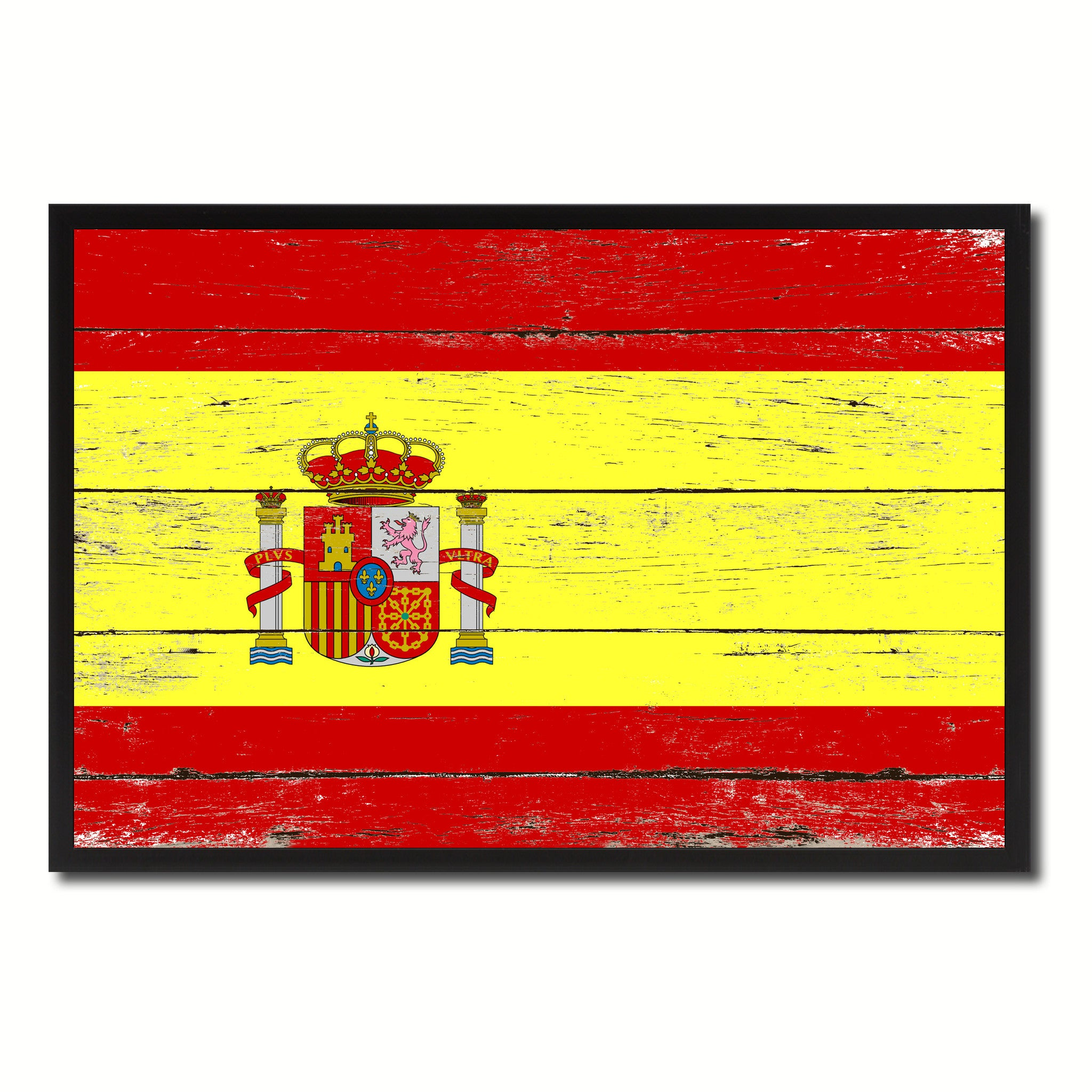 Spain Country National Flag Home Decor Gift Ideas Wall Bedroom ...