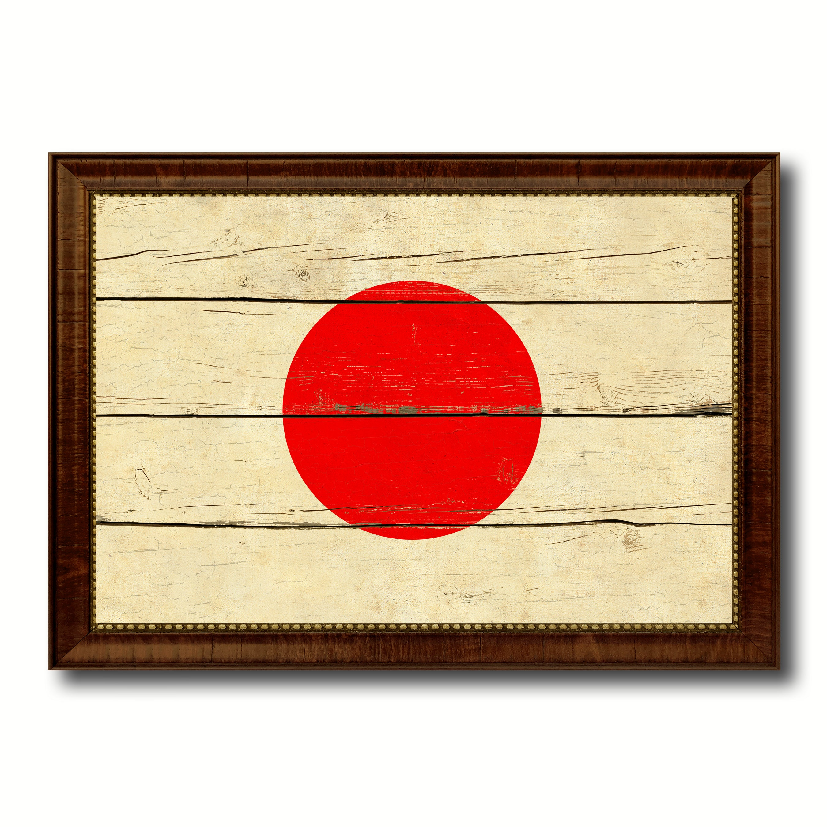 Japan Country Vintage Flag Home Decor Gift Ideas Wall Art ...