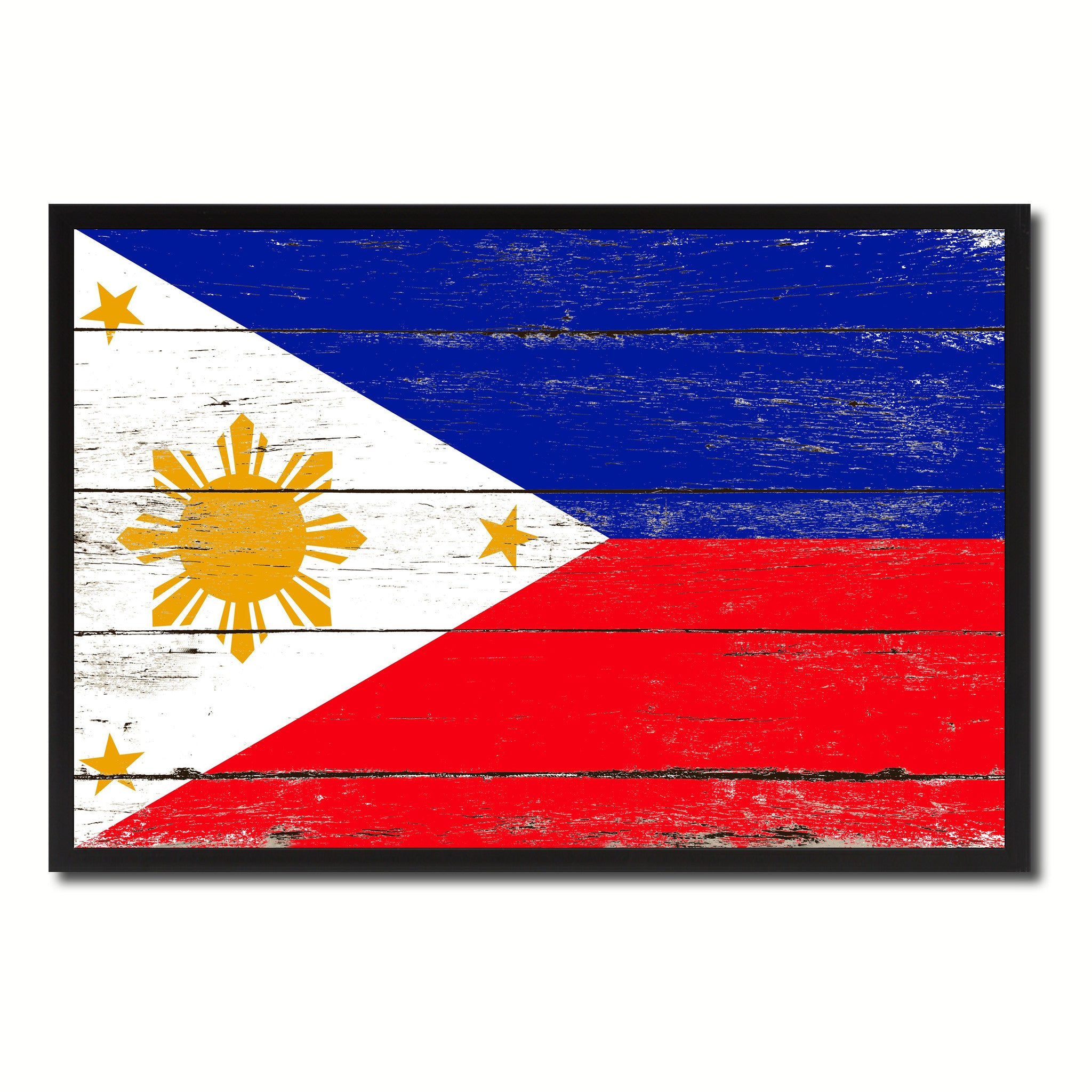 Philippines Country National Flag Home Decor Gift Ideas Wall Bedroom ...
