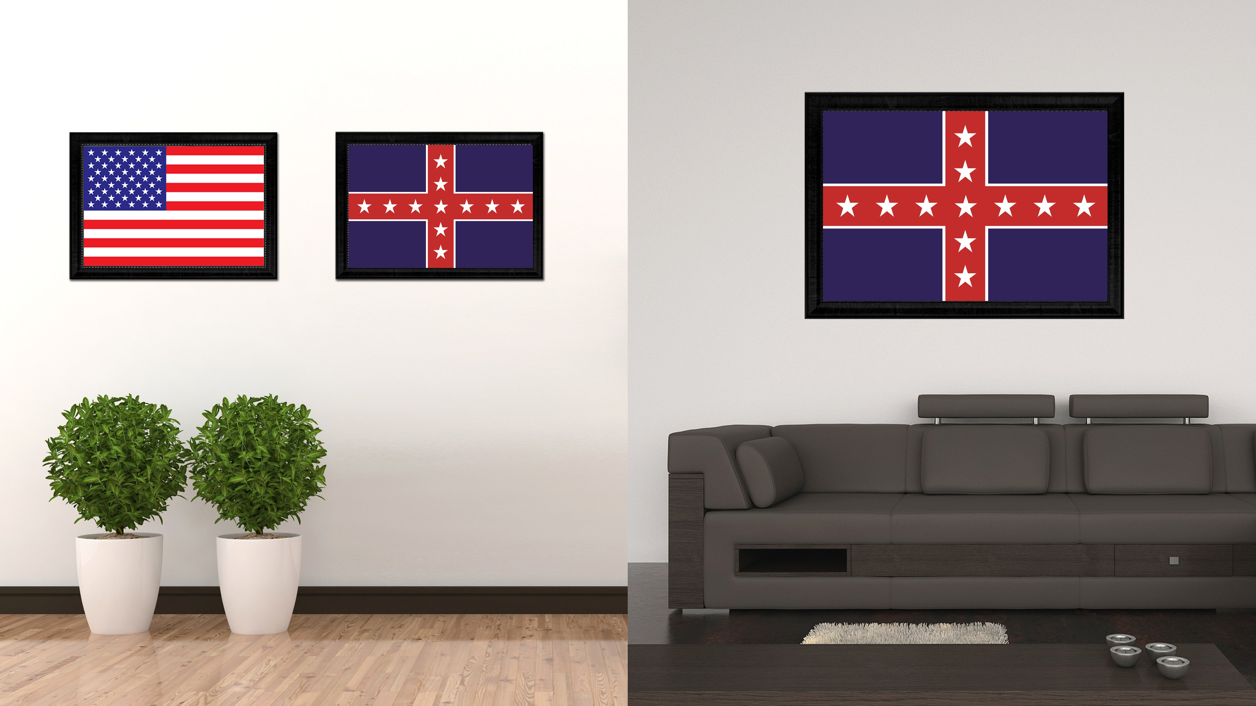 Army of Tennessee Military Flag Patriotic office Wall Home Decor ...