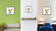 Russell Terrier Dog Canvas Print Picture Frame Gift Home Decor Wall Art Decoration