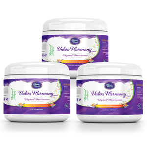 V. Harmony (3 Pack) - Vaginal Moisturizer - Organic & Natural - Intimate Skin Cream