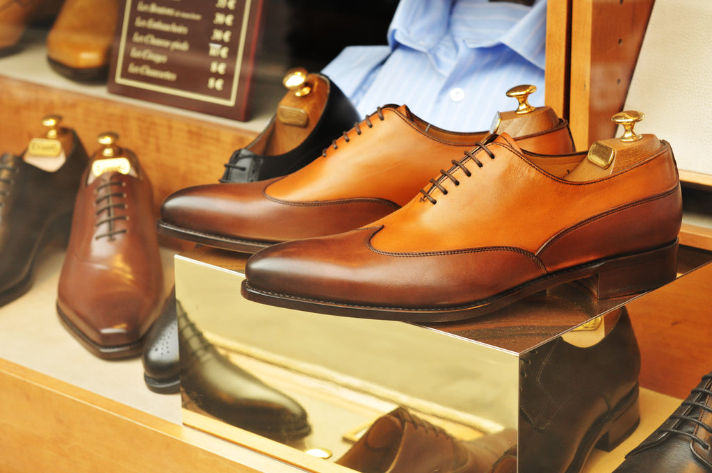 The Five Essential Types of Dress Shoes That Belong in the Male Wardrobe