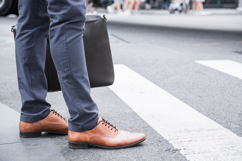 The Changing Roles of Lace Ups and Slip Ons in the Male Wardrobe