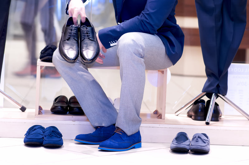 Brogues and Sneakers: The Versatile Shoes All Men Need to Have