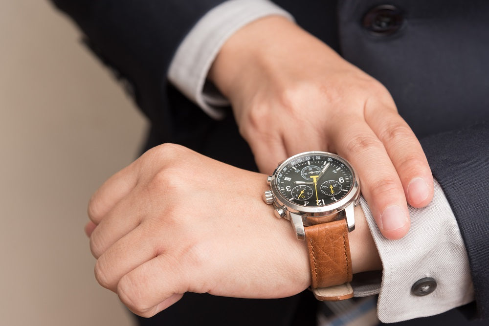 Keeping Your Watch As Clean As Your Wardrobe