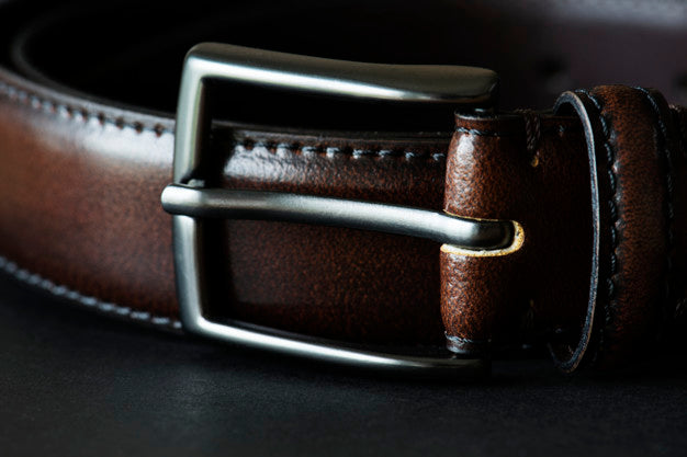 Bring Out the Best in Your Belts by Following These Matching Guidelines