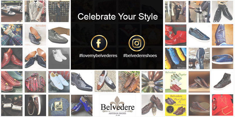 Help Us Celebrate Your Sense of Style with #lovemybelvederes