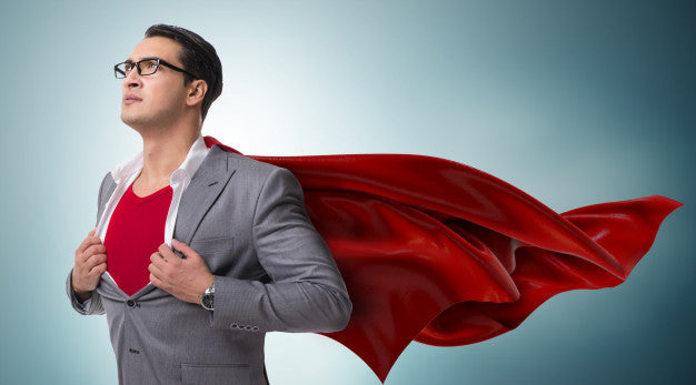 5 Real Ways To Go From Couch Potato to Super Guy