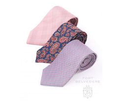 Father's Day Gift: Silk Tie from Fort Belvedere